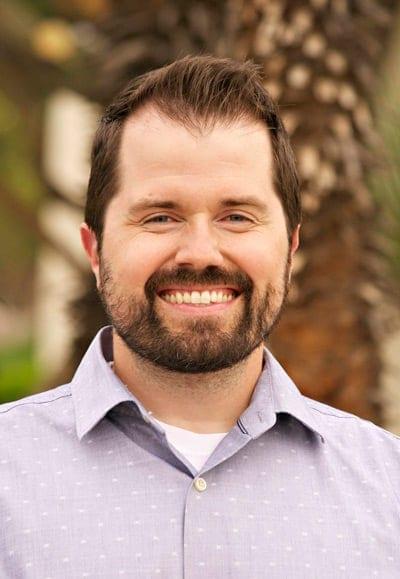 Dr. Jeziorski smiling
