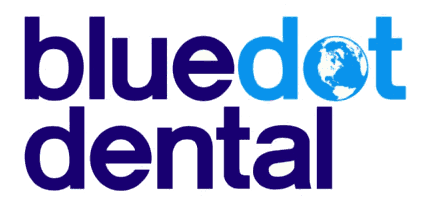BlueDot Dental logo